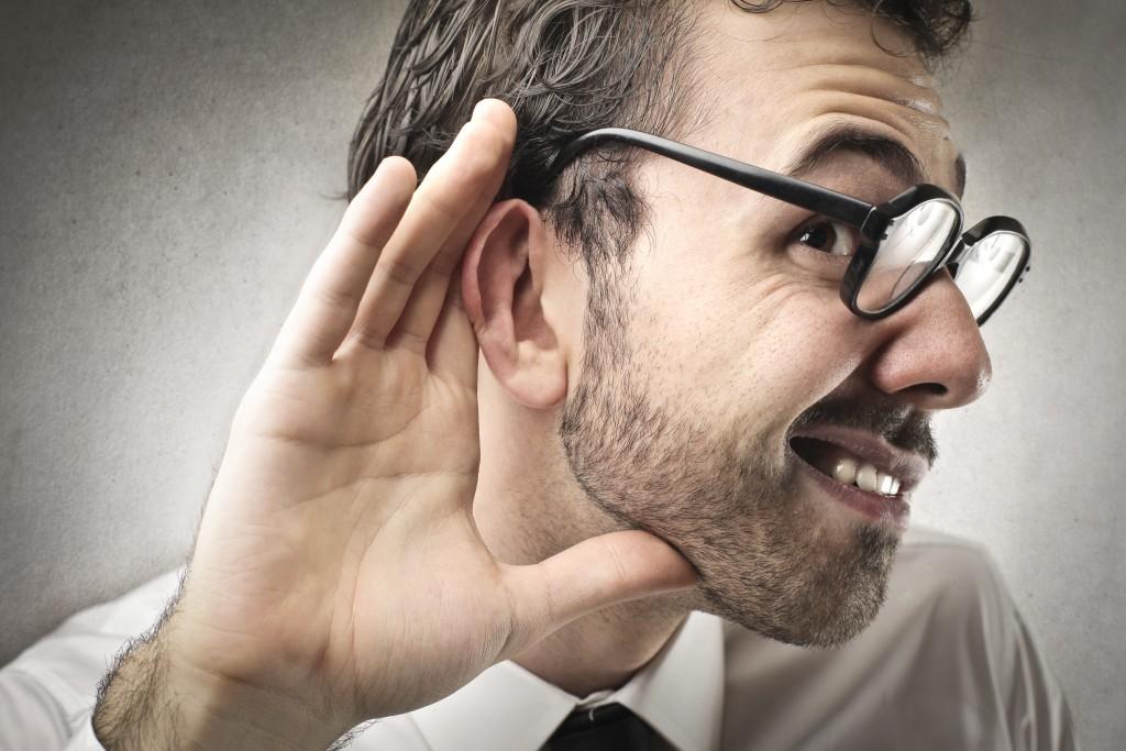 vente à domicile - écoute active