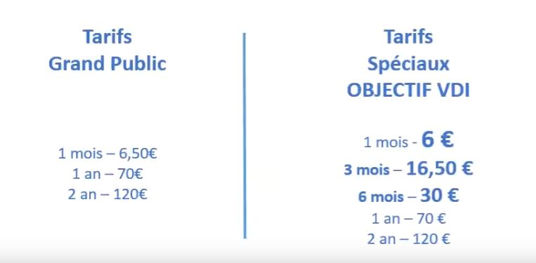 Offre spéciale my-personal-business