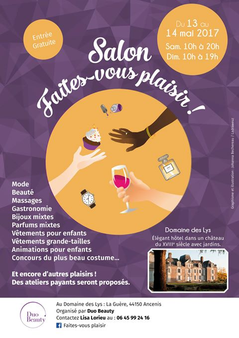Salon faites vous plaisir a ancenis 44 objectifvdi for Salon vdi