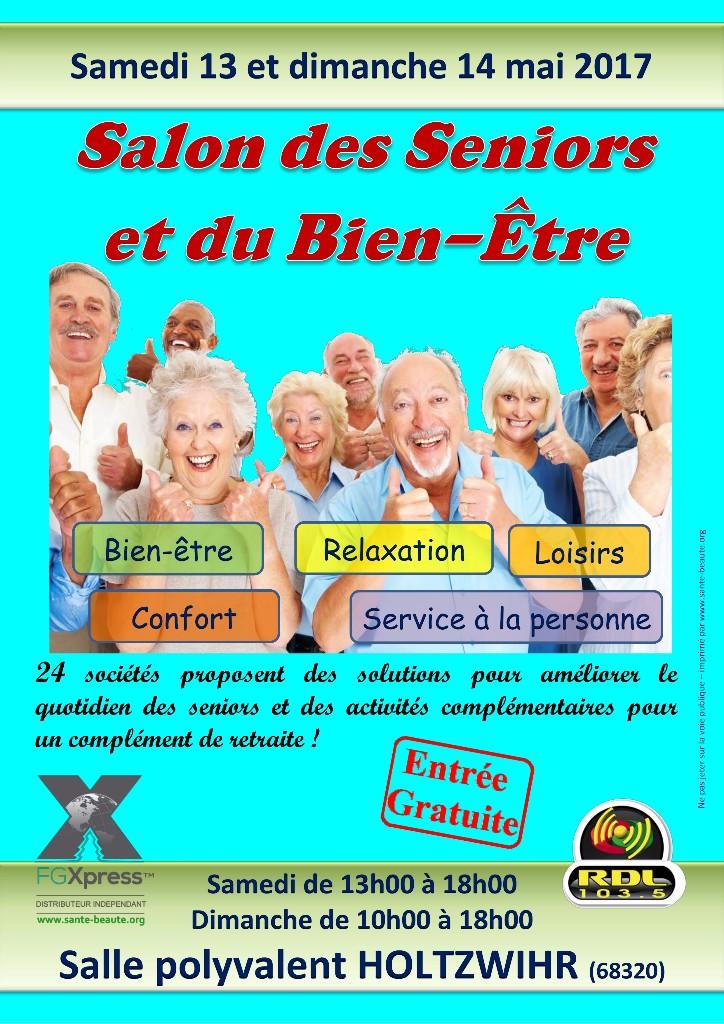 Salon Des Seniors Et Du Bien Tre A Holtzwihr 68