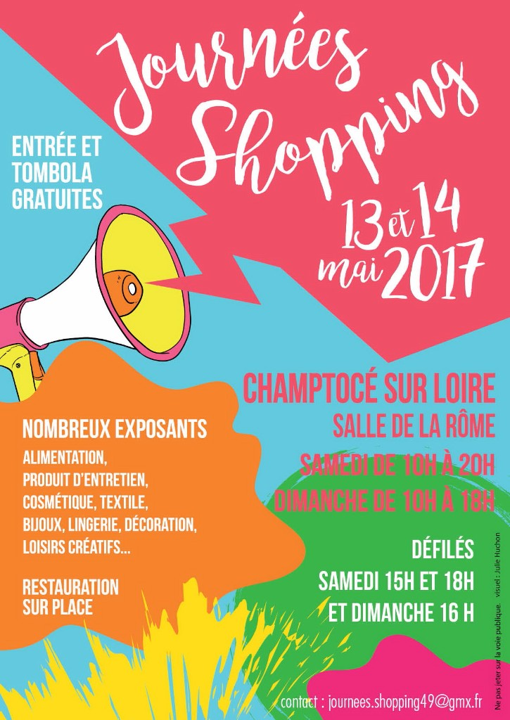 Journ es shopping de la vente a domicile a champtoc sur for Salon vdi