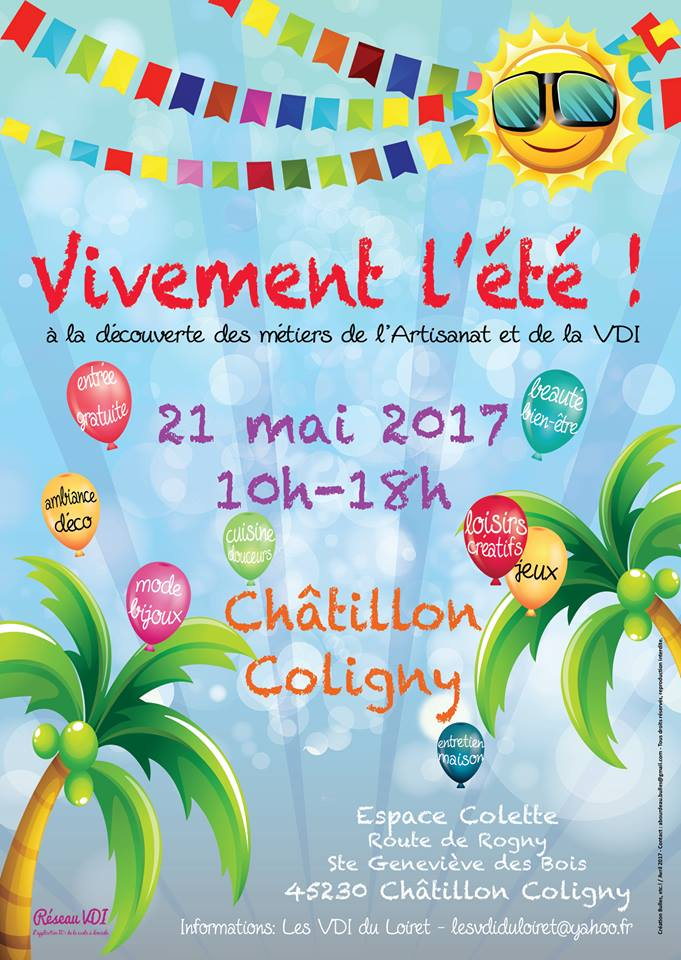 Salon-vivement-lété-à-Châtillon-Coligny