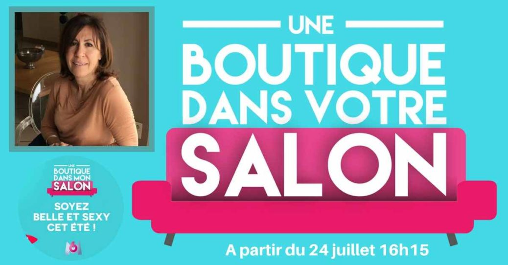 Martine Barroso - interview Une Boutique Dans Mon Salon