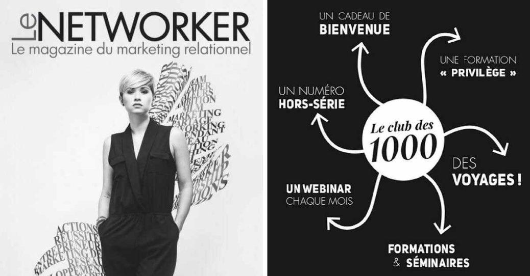 Découvrez le networker magazine