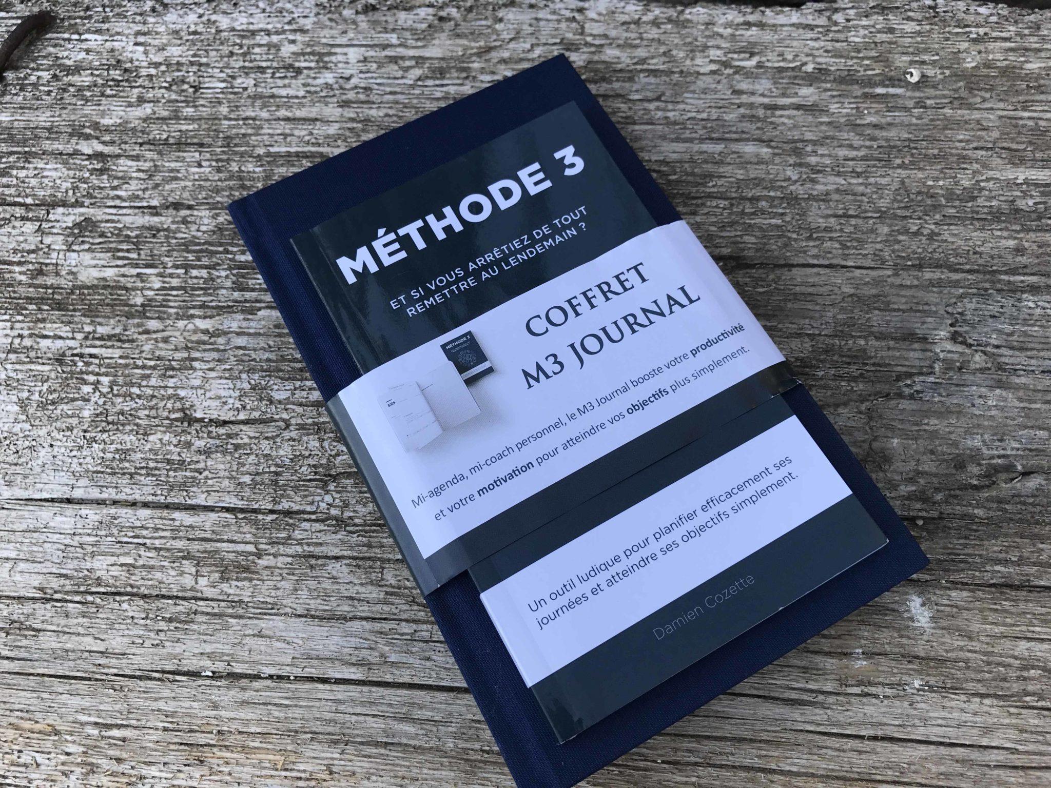 coffret m3 journal