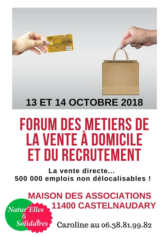 forum-métiers-de-la-vente-à-domicile-castelnaudary