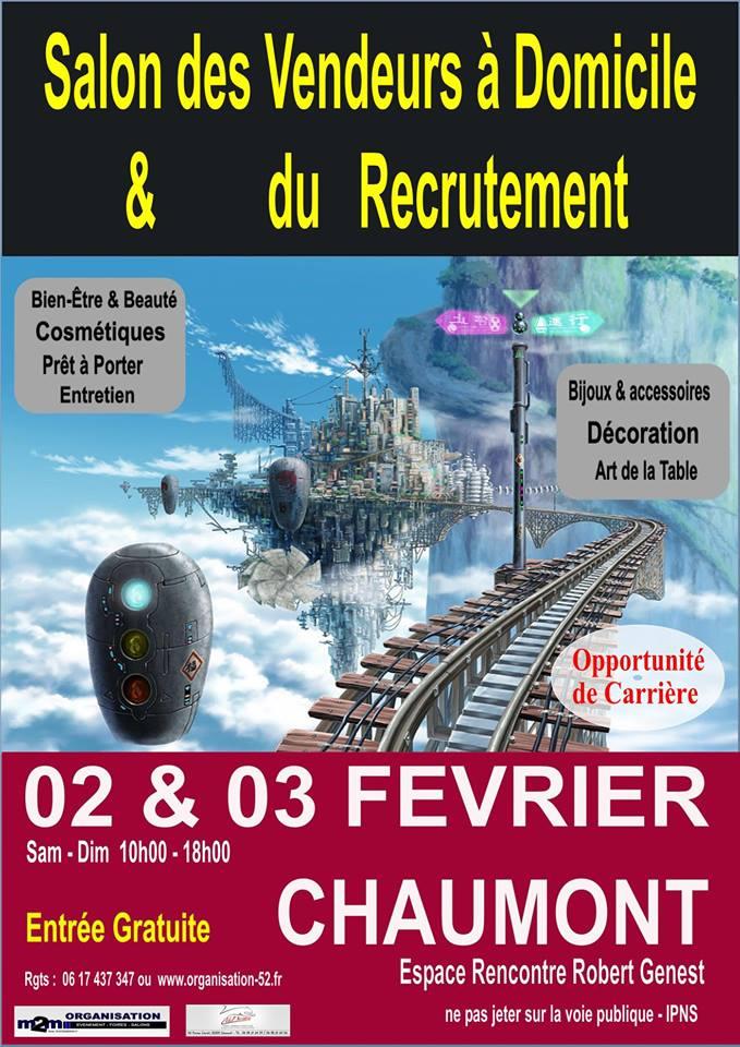 1er Salon Des Vdi Du Recrutement Et Des Createurs A Chaumont 52