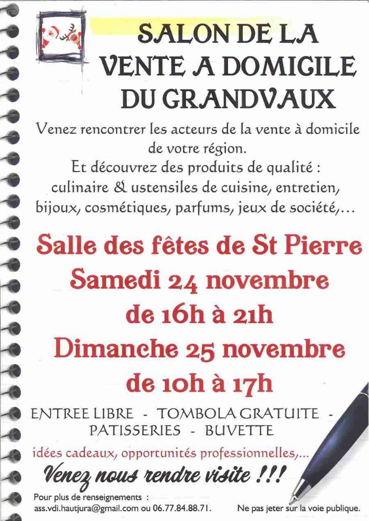 Salon-vente-à-domicile-Grandvaux-1
