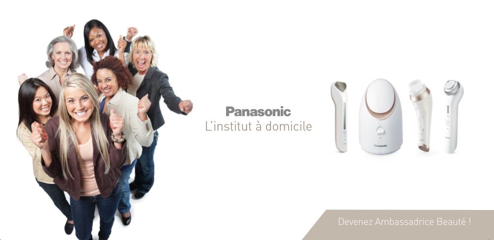 PANASONIC L'INSTITUT A DOMICILE