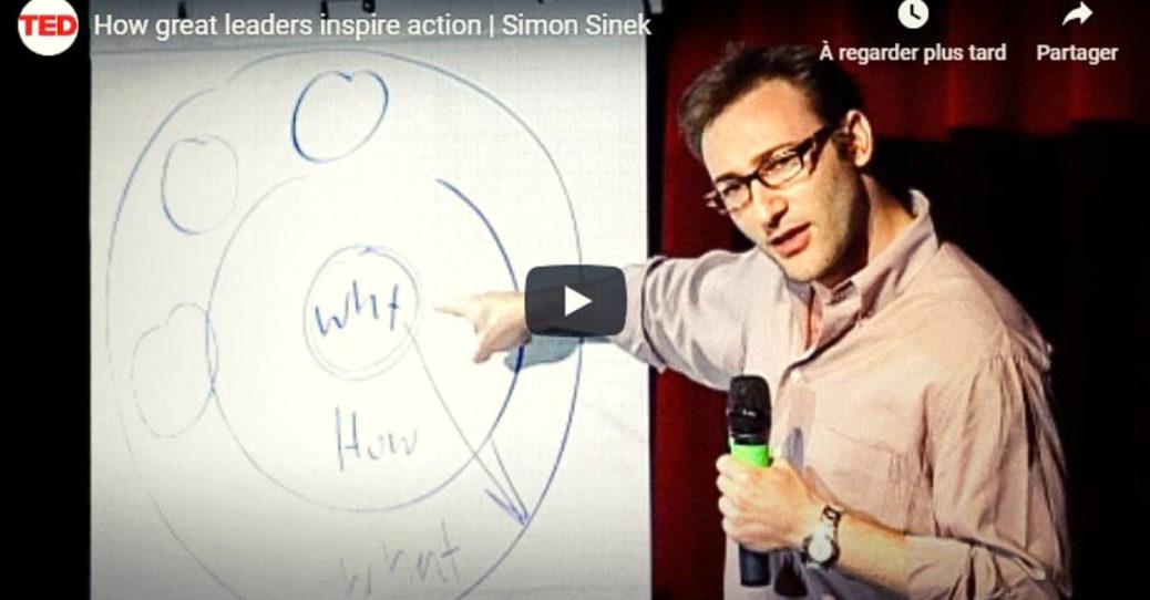 Simon Sinek, Comment les grands leaders inspirent l'action