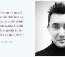 Jean-Phi, en toute intimité…