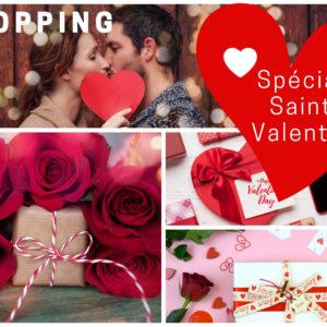 Shopping Saint Valentin