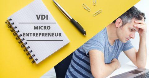 S'enregistrer en tant de que VDI ET Micro-entrepreneur