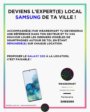 Expert local Samsung
