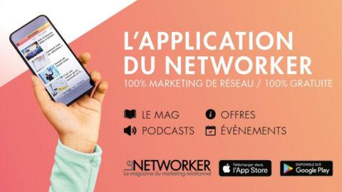 Après le magazine et la Networker Academy, le Networker lance…son appli !