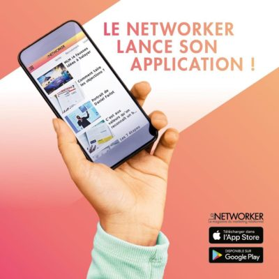 Le Networker lance son application